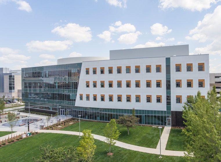 New Health Sciences Center