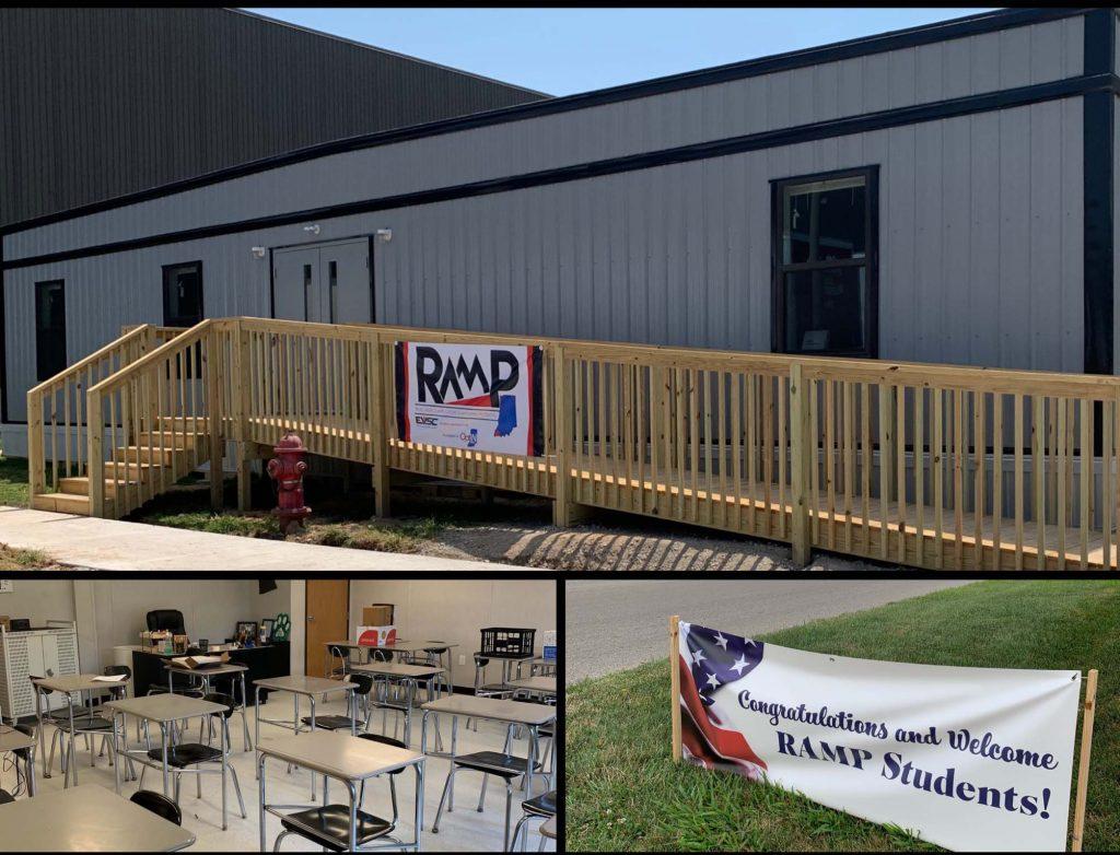 RAMP work-based learning Evansville
